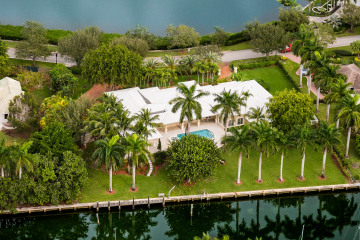 Home for Sale at 500 Leucadendra Dr, Coral Gables FL 33156