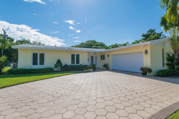 Home for Sale at 6600 SW 144 St, Coral Gables FL 33158