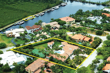 Home for Sale at 11035 Marin St, Coral Gables FL 33156