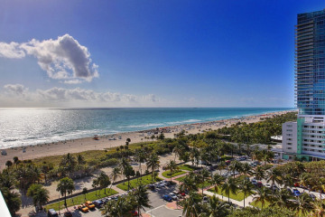 Home for Sale at 2201 Collins Av #1204, Miami Beach FL 33139