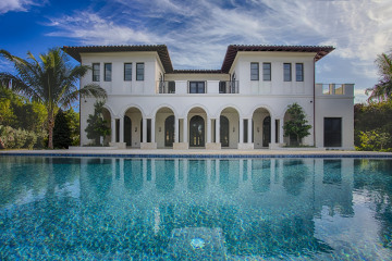 Home for Sale at 325 Leucadendra Drive, Coral Gables FL 33156