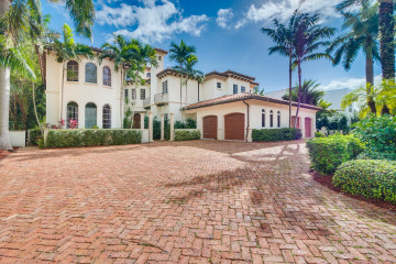 Home for Sale at 520 N Island Dr, Golden Beach FL 33160