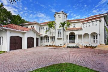 Home for Sale at 451 N Mashta Dr, Key Biscayne FL 33149
