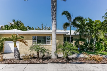 Home for Sale at 1471 S Treasure Dr, North Bay Village FL 33141