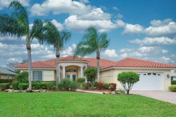 Home for Sale at 4874 SW Golfside Drive, Palm City FL 34990