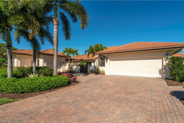 Home for Sale at 1512 Lancewood Terrace, Palm City FL 34990