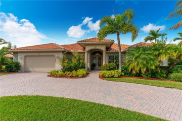Home for Sale at 8857 SE Bayberry Terrace, Hobe Sound FL 33455
