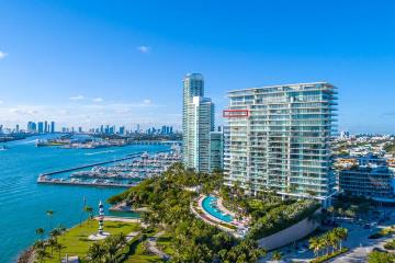 Home for Sale at 800 S Pointe Dr #2004, Miami Beach FL 33139