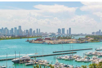 Home for Sale at 1000 S Pointe Dr #1108, Miami Beach FL 33139