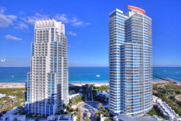 Home for Sale at 400 S Pointe Dr #2506, Miami Beach FL 33139