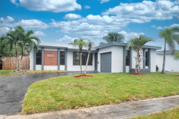Home for Sale at 8531 NW 21st Ct, Sunrise FL 33322