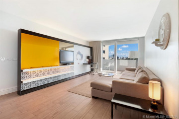 Home for Sale at 1100 West Ave #917, Miami Beach FL 33139