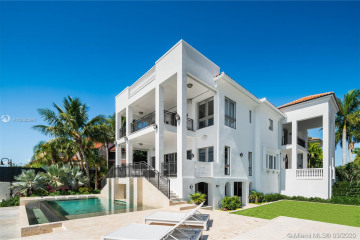 Home for Sale at 3590 Crystal View Ct, Miami FL 33133
