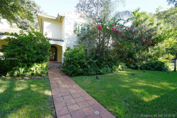 Home for Rent at 2111 Alhambra Cir, Coral Gables FL 33134