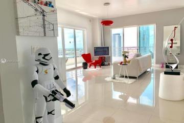 Home for Sale at 133 NE 2nd Ave #3013, Miami FL 33132