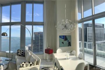 Home for Sale at 485 Brickell Ave #4008, Miami FL 33131
