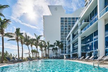 Home for Sale at 6801 Collins Ave #611, Miami Beach FL 33141
