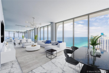 Home for Sale at 16901 Collins Ave #4101, Sunny Isles Beach FL 33160