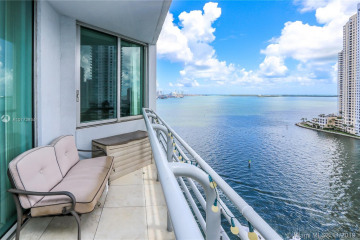 Home for Sale at 335 S Biscayne Blvd #1705, Miami FL 33131
