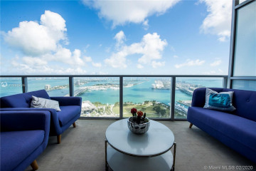 Home for Sale at 1100 Biscayne Blvd #3802, Miami FL 33132