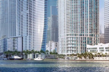 Home for Sale at 300 Biscayne Blvd Way #1201, Miami FL 33131