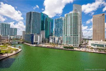 Home for Sale at 901 Brickell Key Blvd #1406, Miami FL 33131