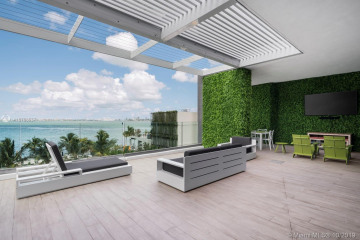 Home for Sale at 650 NE 32nd St #BH8, Miami FL 33137