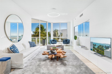Home for Sale at 100 S Pointe Dr #505, Miami Beach FL 33139