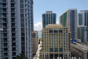 Home for Rent at 1080 Brickell #2008, Miami FL 33131