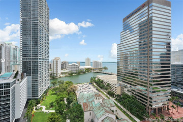 Home for Sale at 500 Brickell Ave #2802, Miami FL 33131