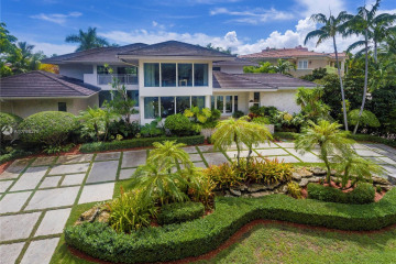 Home for Sale at 186 E Sunrise Ave, Coral Gables FL 33133