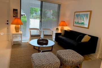 Home for Rent at 350 Grapetree Drive #401, Key Biscayne FL 33149