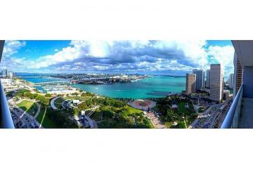 Home for Sale at 50 Biscayne Blvd #3404, Miami FL 33132
