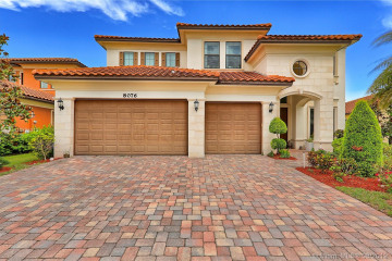 Home for Rent at 8076 NW 115th Way, Parkland FL 33076
