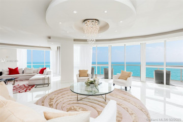 Home for Sale at 18201 Collins Ave #1109/1108, Sunny Isles Beach FL 33160