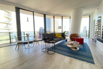 Home for Rent at 55 SW 9th St #4203, Miami FL 33130