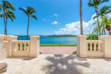 Home for Sale at 2414 Fisher Island Dr #5104, Miami Beach FL 33109