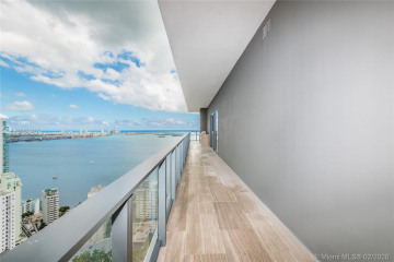 Home for Rent at 1451 Brickell Ave #4401, Miami FL 33131