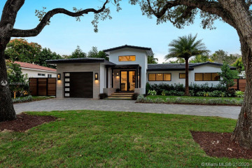 Home for Sale at 1225 NE 93 St, Miami Shores FL 33138