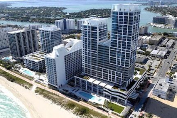 Home for Sale at 6801 Collins Ave #1410, Miami Beach FL 33141