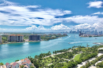 Home for Sale at 100 S Pointe Dr #2003, Miami Beach FL 33139