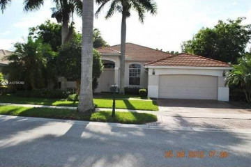 Home for Rent at 2527 Jardin Dr, Weston FL 33327