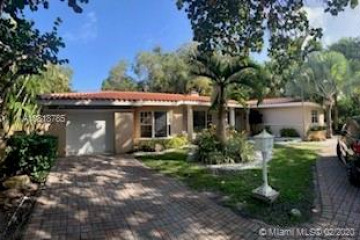 Home for Rent at 721 Saldano Ave, Coral Gables FL 33143
