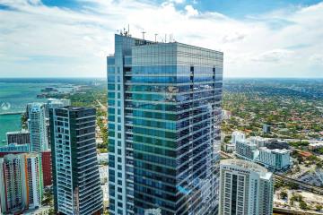 Home for Sale at 1425 Brickell Ave #63F, Miami FL 33131