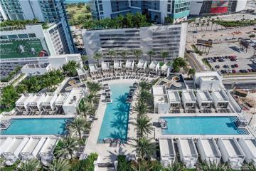 Home for Rent at 851 NE 1st Ave #2009, Miami FL 33150