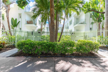 Home for Rent at 1207 Meridian Ave #10, Miami Beach FL 33139