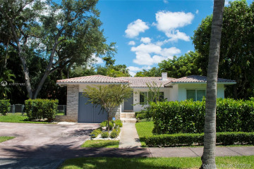 Home for Rent at 435 Castania Ave, Coral Gables FL 33146