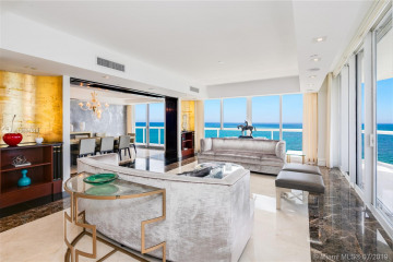 Home for Sale at 9595 Collins Ave #1102, Surfside FL 33154