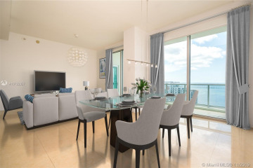 Home for Sale at 300 S Biscayne Blvd #PH 3802, Miami FL 33131
