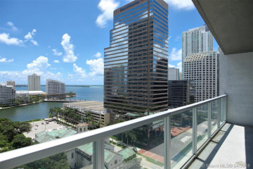 Home for Sale at 500 Brickell Ave. #1801, Miami FL 33131